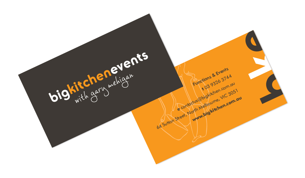 Big Kitchen Events