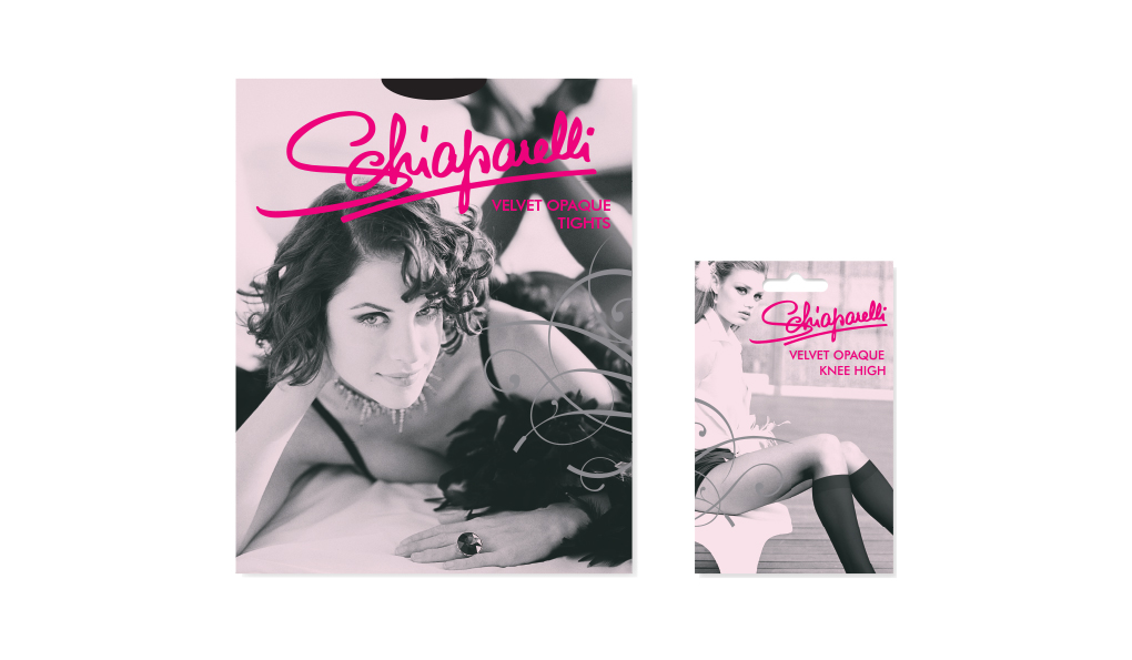 Schiaparelli Core Range Packaging