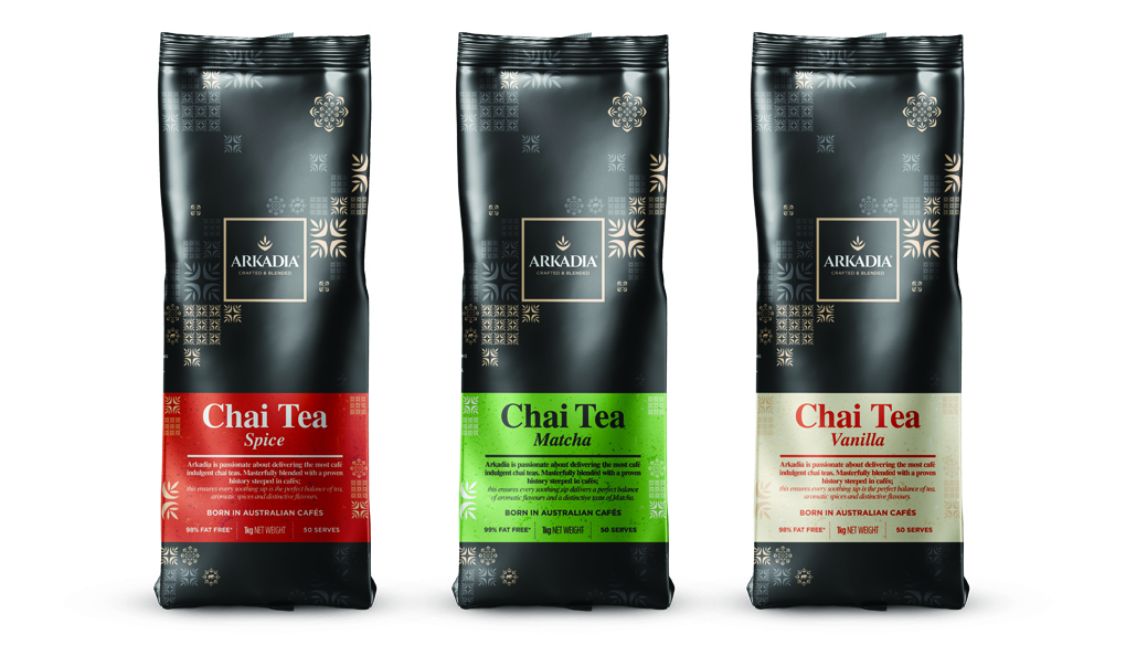 Arkadia Chai 1kg Packs