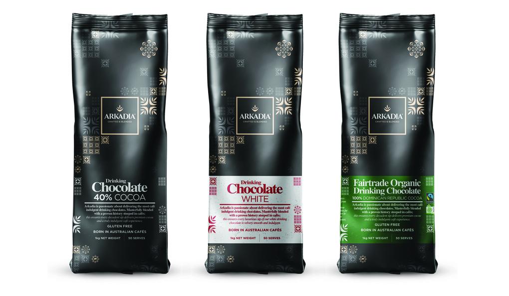 Arkadia 1kg Specialty Drinking Chocolate