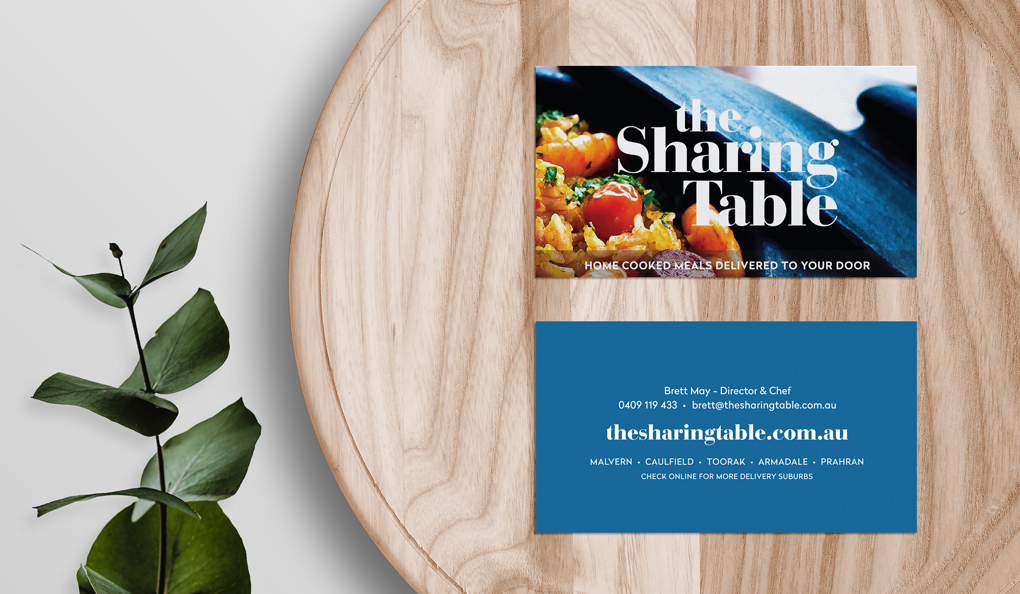 The Sharing Table