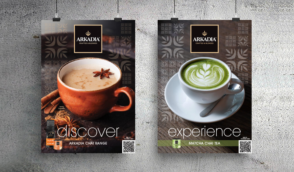 Arkadia Chai Posters